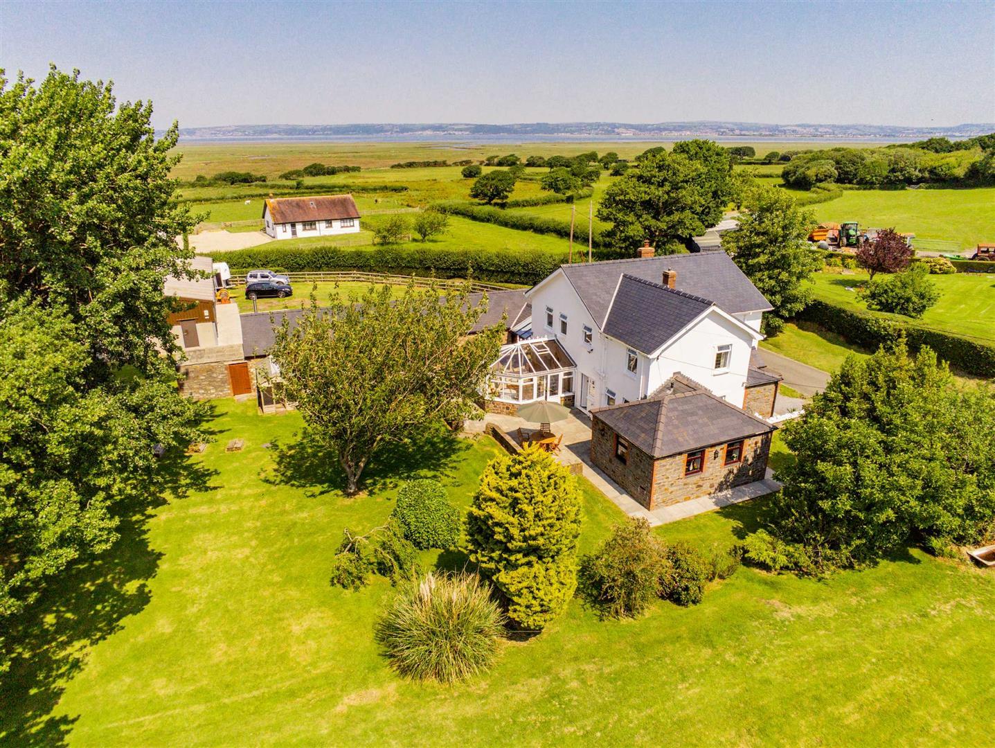 Little Wern Halog Farm, Llanrhidian, Gower, Swansea, SA3 1EU